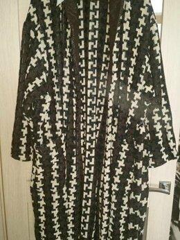 Домашняя одежда - Халат махровый Р. 56-60. Новый., 0