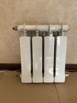 Радиаторы - Биметаллические радиаторы  4 секций , 0