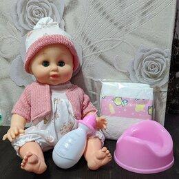 Куклы и пупсы - Новый👶 Пупс 32см - 4 функции 😍отличная кукла, 0