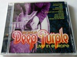 Музыкальные CD и аудиокассеты - Deep Purple - The Best Of Deep Purple: Live In…, 0