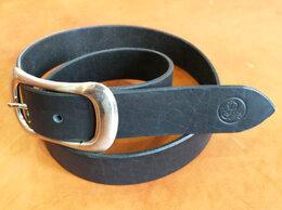 Ремни и пояса - Ремень для джинс из натуральной кожи, 0