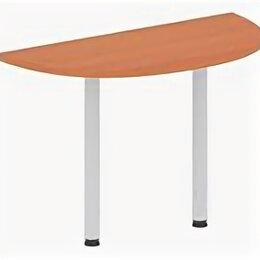 Мебель для учреждений - Брифинг-приставка к столу на опорах, 0
