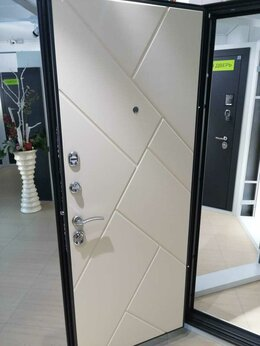 Входные двери - двери входные BERSERKER соски софт/белый лофт, 0