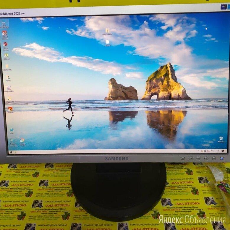 """Монитор 20"""" Samsung по цене 2990₽ - Мониторы, фото 0"""