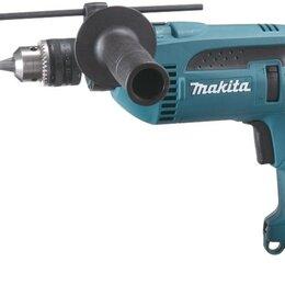 Дрели и строительные миксеры - Дрель ударная MAKITA HP1640K, 0
