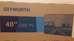 "Телевизоры - Телевизор 40"" Skyworth 40W5 FullHD Новый, 0"