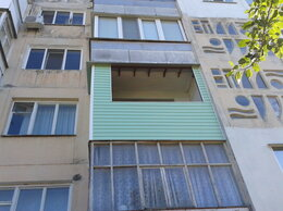 Окна - Увеличение и Расширение балконов сварочные работы, 0