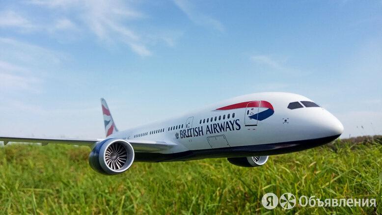 """Модель самолета Boeing 787-8 а/к """"British Airways"""" по цене 4500₽ - Модели, фото 0"""
