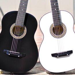 Акустические и классические гитары - Гитара российская новая, 0