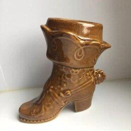 Другое - Сапог керамика СССР, 0