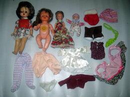Куклы и пупсы - Пакетом 4 винтажные куклы 70-80е годы + одежда …, 0