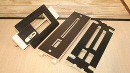 Наборы инструментов и оснастки - Шаблон для врезки дверный петель и замков, 0