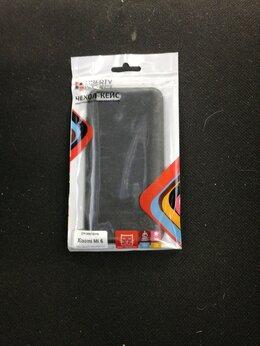 Чехлы - Чёрный силиконовый чехол для Xiaomi Mi 6, 0