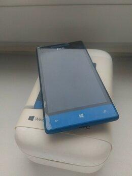 Мобильные телефоны - Телефон HTC 8S blue (не заряжается), 0