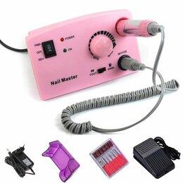 Аппараты для маникюра и педикюра - Аппарат для маникюра Nail Master DM-211 розовый, 0