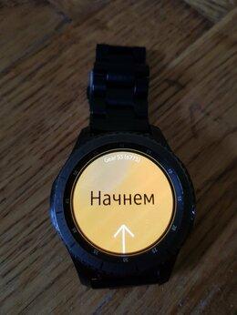 Умные часы и браслеты - Часы Samsung Gear S3 Frontier, 0