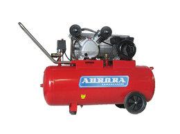 Воздушные компрессоры - Компрессор воздушный масляный Aurora CYCLON-100, 0