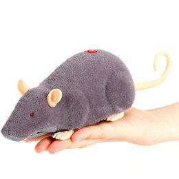 Радиоуправляемые игрушки - Мышка на радиоуправлении (27 см) - 791, 0
