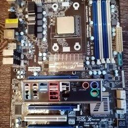 Процессоры (CPU) - FX6300(6 ядерный) игровой + ASRock 970 Extreme 4, 0