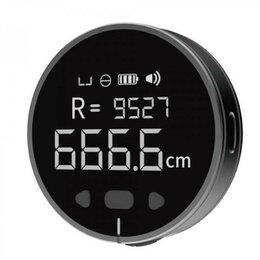 Поводки  - Электронная рулетка Xiaomi Duka Small Q Ruler (Чёрный), 0