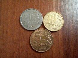 Монеты - Монеты Бразилии, 0