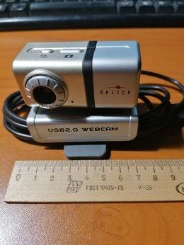 Веб-камеры - Веб-камера Oklick FHD-100L, 0
