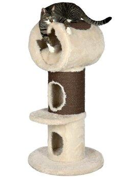 Когтеточки и комплексы  - Домик-когтеточка для кошки Nico Trixie, 0