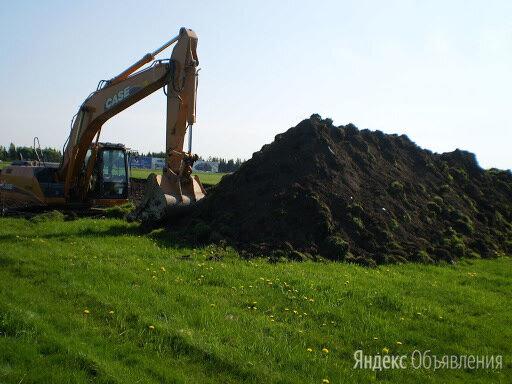 Чернозём, грунт, земля по цене 750₽ - Субстраты, грунты, мульча, фото 0
