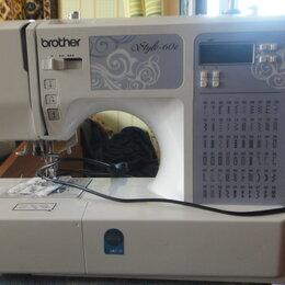 Швейные машины - машинка швейная бразер, 0