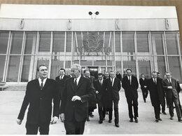Фотографии и письма - Фото Л. Брежнева и президента Чехословацкой ССР…, 0