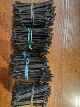 Рожковые, накидные, комбинированные ключи - Ключ рожковый  4*5 (Росс)ГОСТ2839, 0