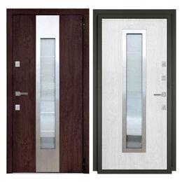 """Входные двери - Дверь металлическая с стеклопакетом """"ВЕРТА"""", 0"""