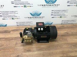 Гипсокартон и комплектующие - Проф авд 240/5,5 квт с регулятором и манометром, 0