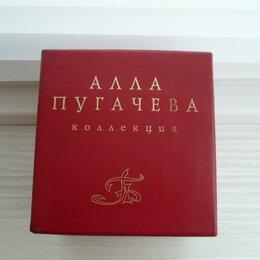 Музыкальные CD и аудиокассеты - Алла Пугачева - коллекция 13 сд. Австрия, 0