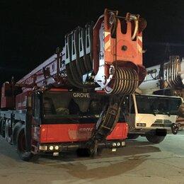 Аренда транспорта и товаров - Автокраны в аренду  до 350 тонн, 0