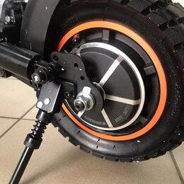Аксессуары и запчасти - Мотор-колесо для электросамоката Kugoo M4 M4 Pro Max Speed 600W, 0