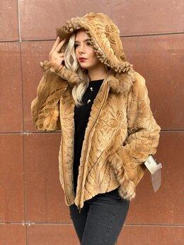 Куртки - Куртка на молнии из меха норки Mala Mati Италия, 0