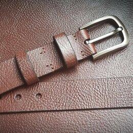 Ремни и пояса - Ремень из буйвола ручная работа, 0