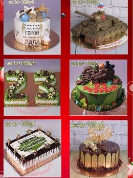 Дизайн, изготовление и реставрация товаров - торты на заказ, 0