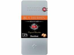 Ингредиенты для приготовления напитков - Шоколад Bucheron горький с фундуком 100 г, 0