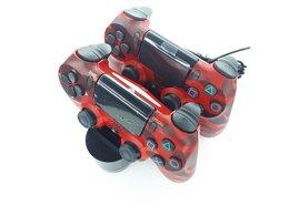 Аксессуары - Зарядная станция для DualShock 4. Оригинал, 0