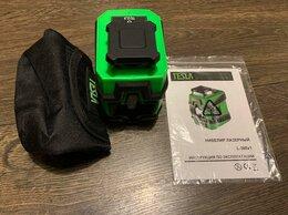 Измерительные инструменты и приборы - Лазерный нивелир Tesla L-360x1, 0
