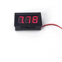 Измерительные инструменты и приборы - вольтметр, 0