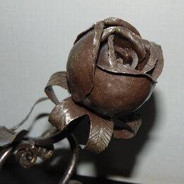 Дипломы, медали, значки - кованая роза, 0