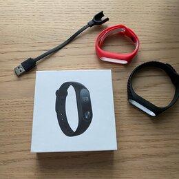 Аксессуары для умных часов и браслетов - Коробка и зарядка от Mi Band 2 , 0