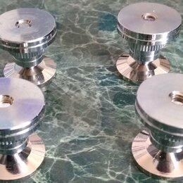 Кронштейны и стойки - Комплект антивибрационных шипов, опор для аппаратуры , 0