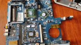 Аксессуары и запчасти для ноутбуков - Запчасти для ноутбука Acer Aspire 5520 ICW50, 0