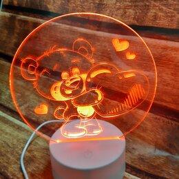 Ночники и декоративные светильники - ночник, 0