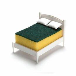 Тряпки, щетки, губки - Держатель для губки clean dreams пластиковый, 0