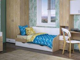 Кровати - Кровать подростковая Линда с ящиками (арт.01.60), 0